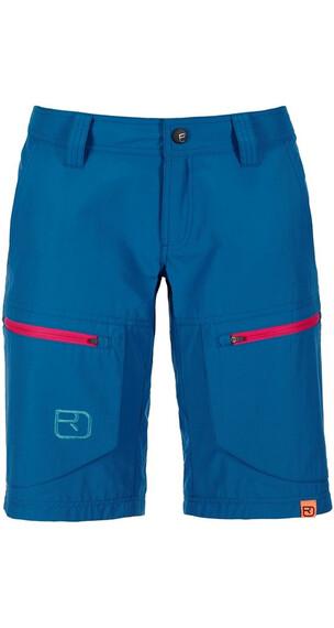 Ortovox W's Vintage Cargo Shorts (MI) Blue Ocean